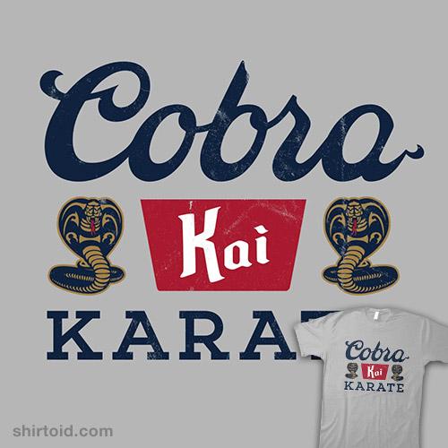 Cobra Kai Beer