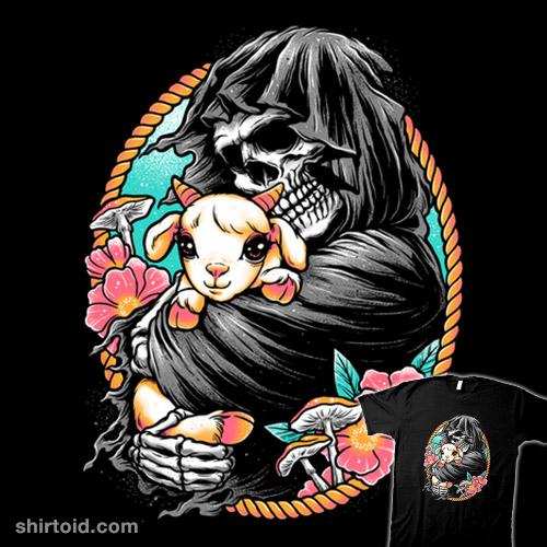 Death Embracing Life
