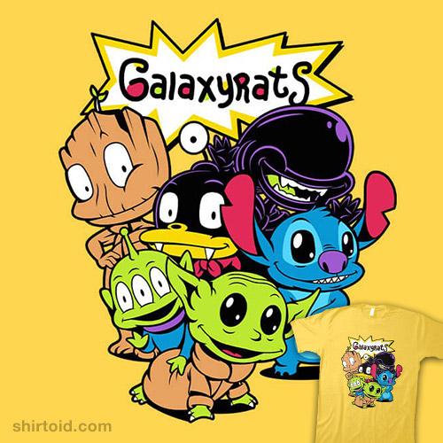Galaxy Rats