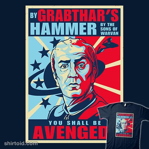Grabthar's Hammer
