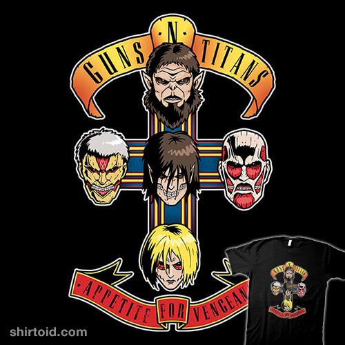 Guns N Titans