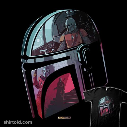 Helmet Reflection