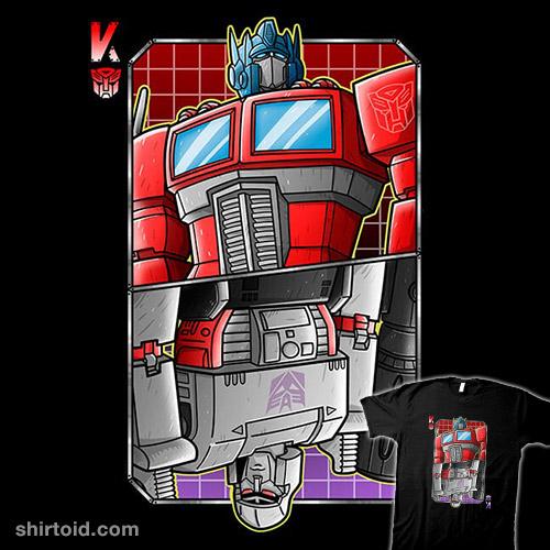 King Autobot
