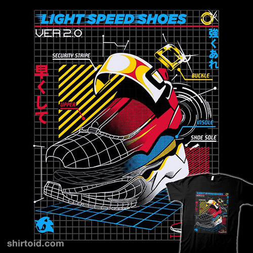 Light Speed Shoes