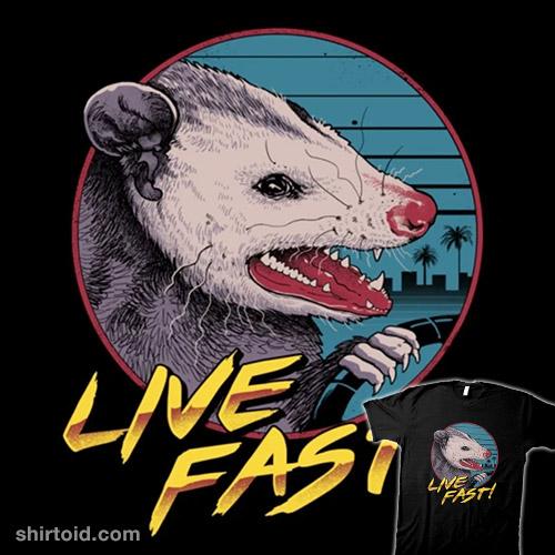 Live Fast!