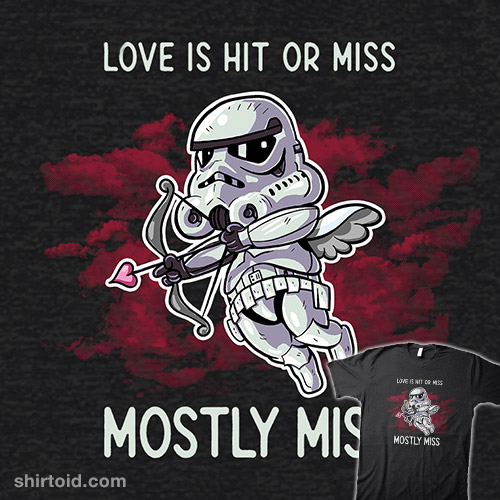 Love Is Mostly Miss