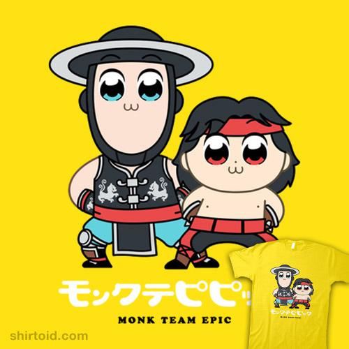 Monk Team Epic