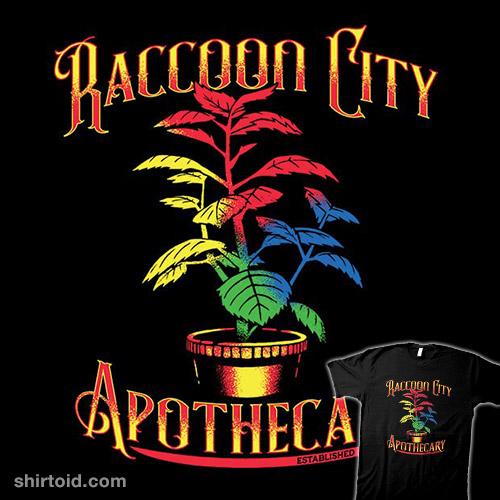 Raccoon City Apothecary