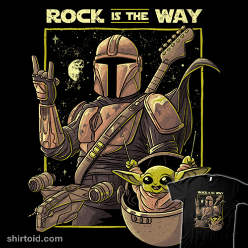 Rock is the Way