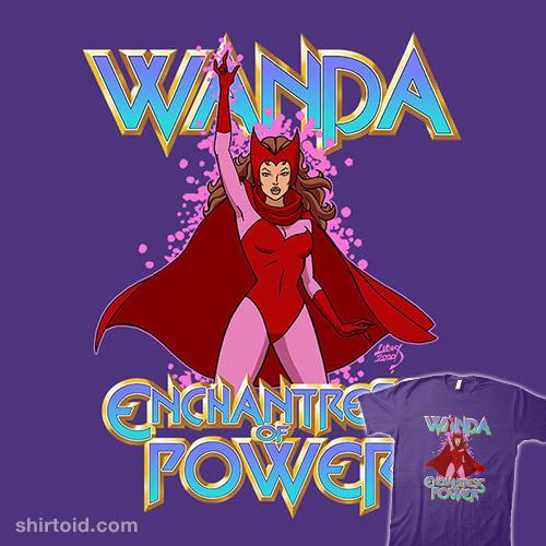 Scarlet Witch Wanda