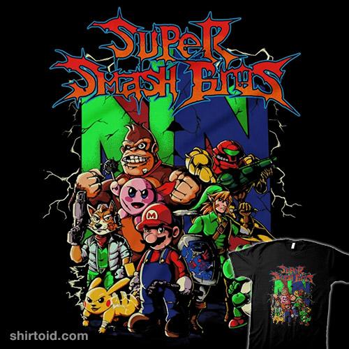 Smash Metal 64
