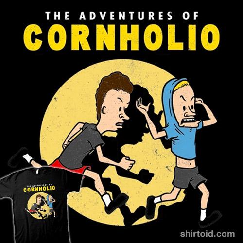The Adventures of Cornholio