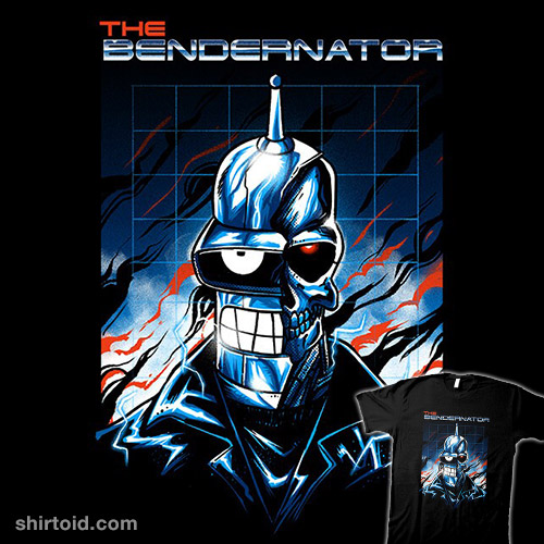 The Bendernator