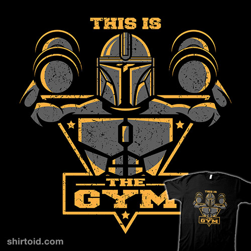 This is the Gym