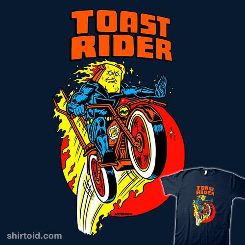 Toast Rider