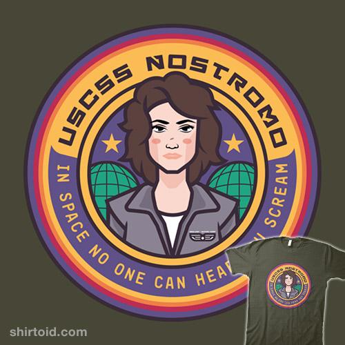 USCSS Nostromo – Ellen Ripley