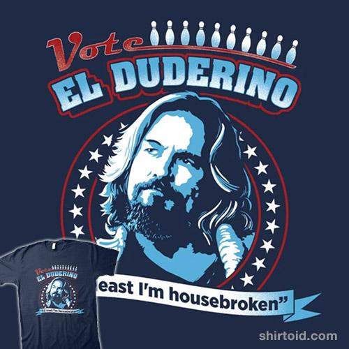 Vote El Duderino