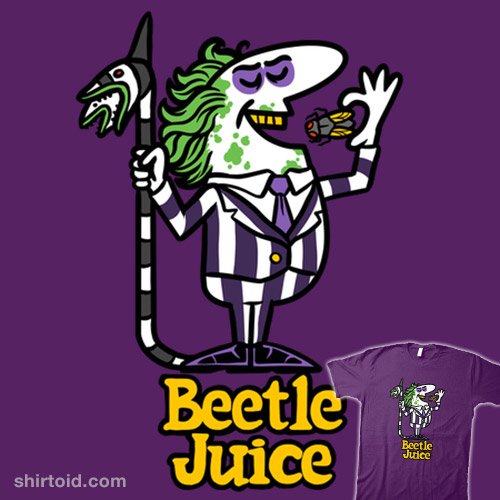 Beetlejuice Pizza