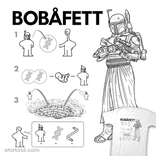 Build Your Own Bounty Hunter