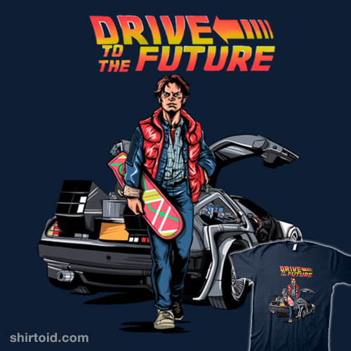 Drive to the Future
