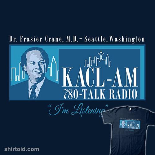 Frasier Talk Show