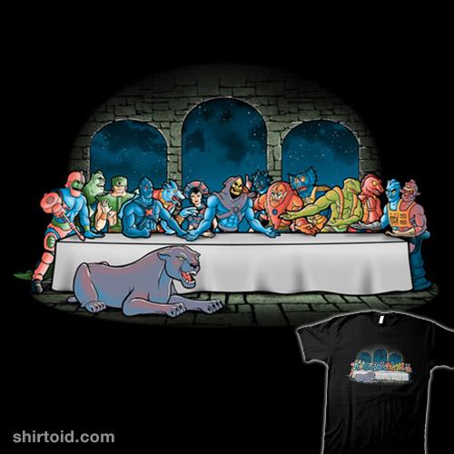 Grayskull Dinner