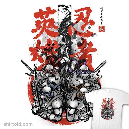 Half-Shell Ninjas