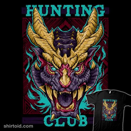Hunting Club: Wyvern of Malice