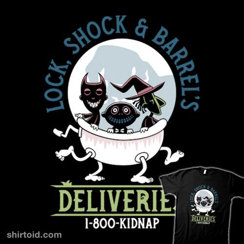 Lock, Shock & Barrel Deliveries