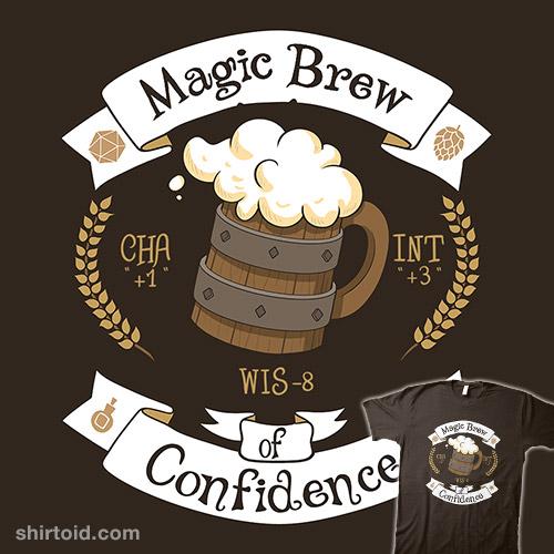 Magic Brew of Confidence