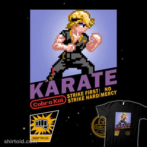 NES Cobra Kai