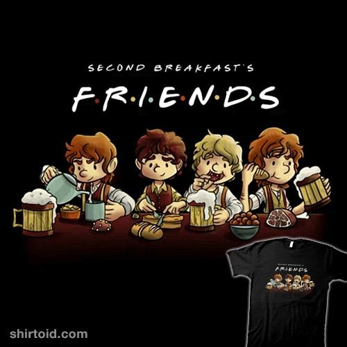 Second Breakfast's Friends