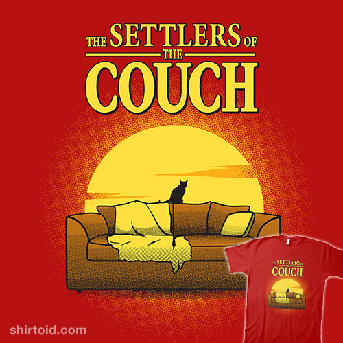 The Settlers of the Couch