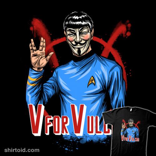 V for Vulcan