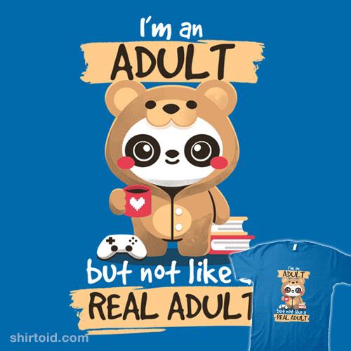Adult Panda
