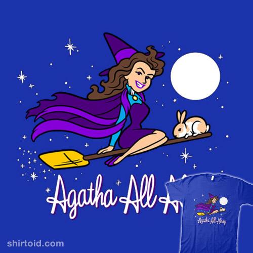 Agatha All Along