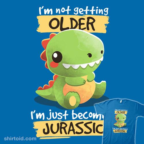 Becoming Jurassic