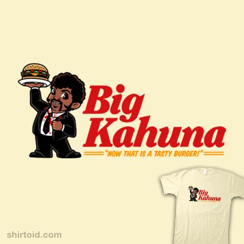 Big Kahuna Burger Boy