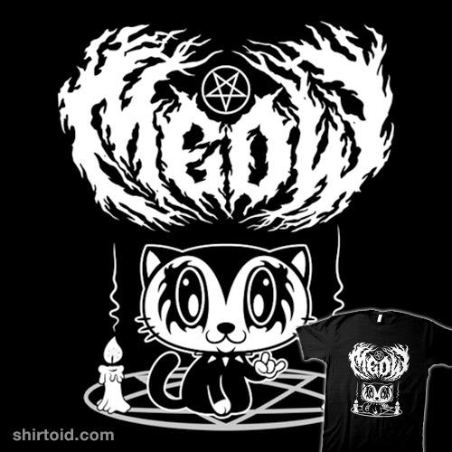 Black Metal Meow