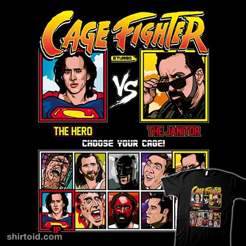 Cage Fighter 2 Turbo