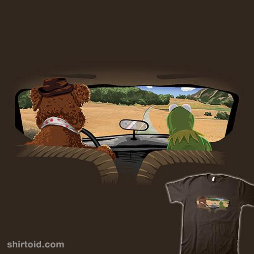 Classic Road Trip Adventure