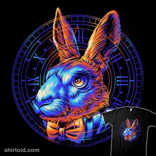 Colorful Rabbit