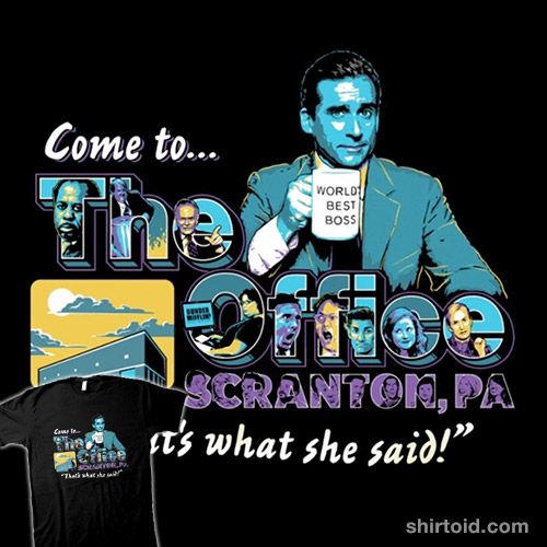 Come to… The Office