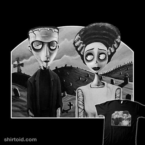 Corpse Bride of Frankenstein