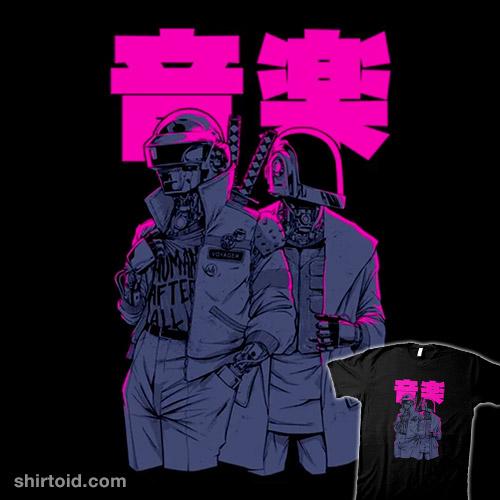 Daft Cyberpunk