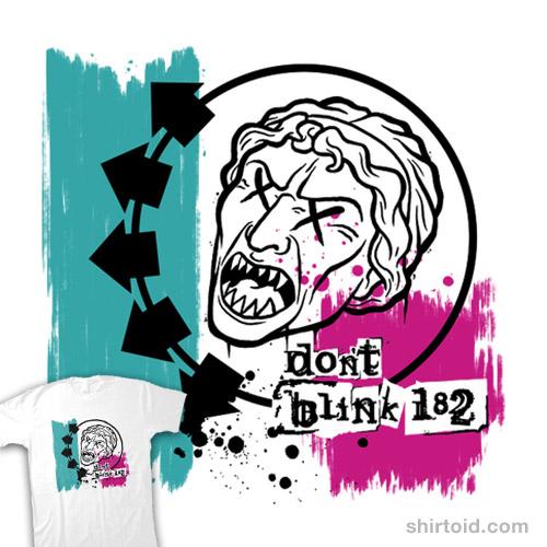 Don't Blink 182