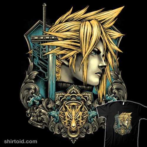 Emblem of the Mercenary