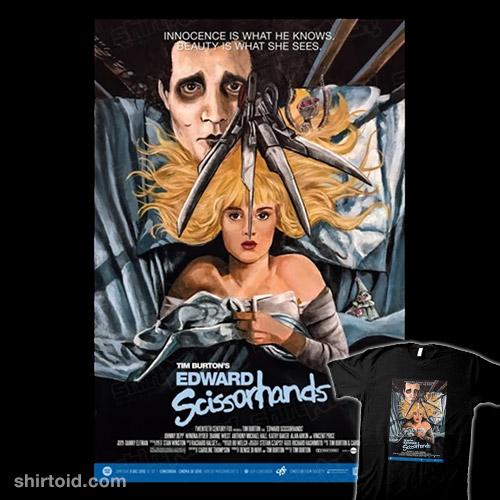 Fredward Scissorhands