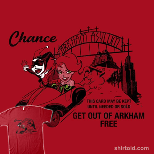 Get Out of Arkham