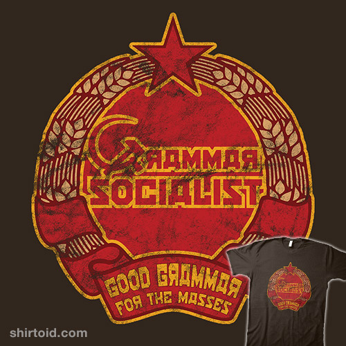 Grammar Socialist